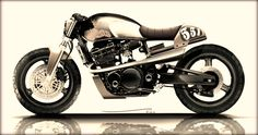 Inazuma café racer: Post atomic Ina