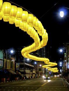 Singapur chinese snake