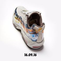 53a87f2a0782a Dave White x size  x Nike Air Max 95 Dave White