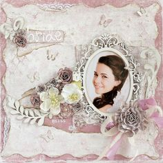 layout with Maja Design papers