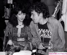 Sex And Drugs And Rock And Roll…Ian Dury And Kate Bush.