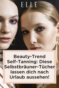 Sommer-Glow ohne Urlaub? Ist mit diesem Beauty-Trend möglich: Selbstbräuner-Tücher revolutionieren jetzt nämlich das Self-Tanning. #beauty #haut #hautpflege #skincare #haare #haarpflege