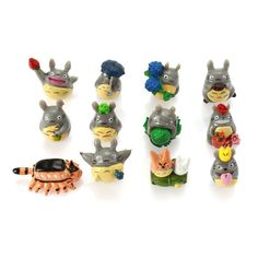 Cartoon Heros 12 Figures Pvc Toys for Boys,Cheap Trendy on Sale!