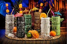 Galaxy Fantasy: Toma tu bebida preferida en unas 'Geeki Tikis' tazas de Star Wars