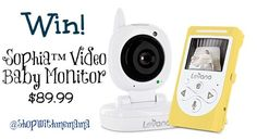 Sophia™_Video_Baby_Monitor