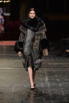 Défilé Dolce & Gabbana Alta Moda Haute Couture printemps-été 2016 74