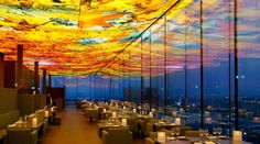 "Restaurant ""Le Loft"" in Sofitel Vienna"