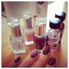 """""""Fancied a change,"""" said Instagram fan #ltk1988 who used Perfect Formula Topcoat."""