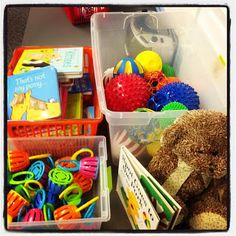 Babytime Format Ideas via The Show Me Librarian