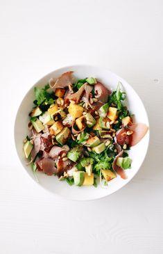 Orzo Salad, Kung Pao Chicken, Mozzarella, Ham, Potato Salad, Avocado, Mango, Potatoes, Ethnic Recipes