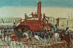 L'exécution de Louis XVI, 1793