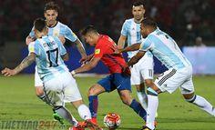 Keo bong da - Argentina quyết trả nợ cũ với Chile