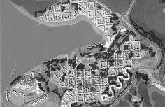 Mimar BEHRUZ ÇİNİCİ - Güllük Tatil Köyü Projesi, Bodrum - Muğla - Türkiye