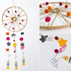 Dream Catcher Craft - Awesome Kids Decor