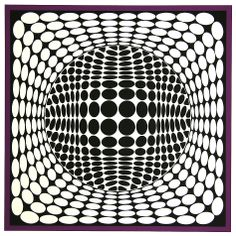TER UNB - Vasarely - 1984