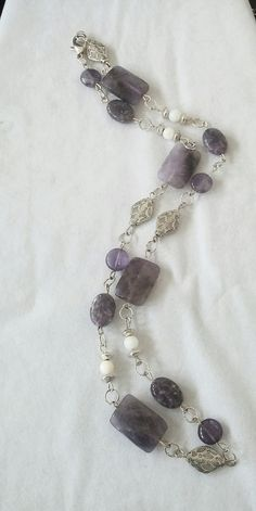 20% PERCENT OFF Classic Amethyst & Lepidolite by Earthcentricity