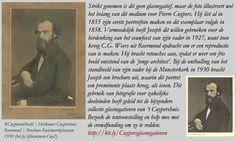 Item #glasnegatieven portretfoto Pierre Cuypers 1858 Cuypershuis. Tekst en collage bvhh.nu 2017. | by Bern4dette | #CuypersinBeeld.