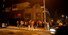 outside new york nightclubs - Google Search
