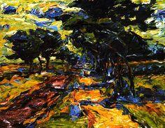 Karl Schmidt-Rottluff, Windy Day on ArtStack #karl-schmidt-rottluff #art