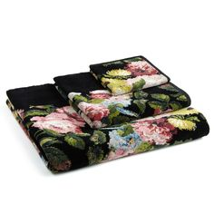 MIDNIGHT GARDEN Towel Gift Set - Multi