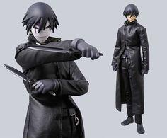Goods: Medicom Toy RAH Hei (Darker than Black, Kuro no Keiyakusha, Real Action Heroes) | Ponytale in LalaParadise