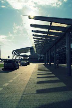 Port Lotniczy Poznań-Ławica (POZ) Poznań Airport in Poznań