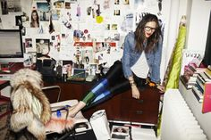 jenna lyons, how do i love thee. let me count the ways.