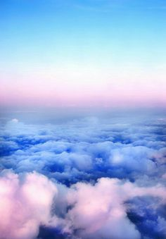 Phone & Celular Wallpaper : Clouds in sky .to/YxWAYn : Pastel Clouds, Sky And Clouds, Pastel Sky, Blue Clouds, Colorful Clouds, Cute Backgrounds, Wallpaper Backgrounds, Iphone Backgrounds, Iphone Wallpapers