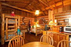 Log Cabins In Silver Dollar Cityu0027s Wilderness U2022 These 6 Luxury  U201cGlampgroundsu201d In Missouri