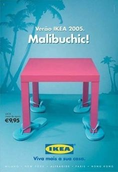 Funny Commercials, Funny Ads, Poster Ads, Advertising Poster, Ikea Ad, Ikea Outdoor, Clever Advertising, Discount Furniture Stores, Commercial Ads