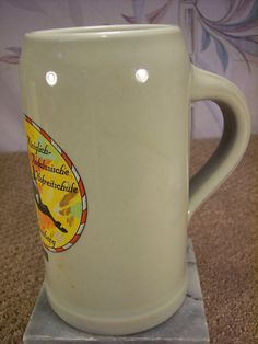 Kaltenberg Beer Mug From Germany by ECCENTRICRON on Etsy