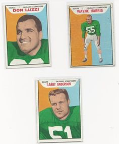 Lot of 31965 Topps Calgary Stampeders CFL Football Cards # Football Cards, Baseball Cards, Calgary, Stamps, Sports, Ebay, Soccer Cards, Seals, Hs Sports