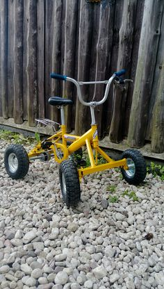 Çocuklar için bisiklet Bike Wagon, Tricycle Bike, Velo Design, Bicycle Design, Kids Ride On, Kids Bike, Metal Projects, Welding Projects, Cool Bicycles