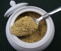 Mock Chicken Seasoning Recipe   vegan and good way to DIY bouillon or sub when you're out