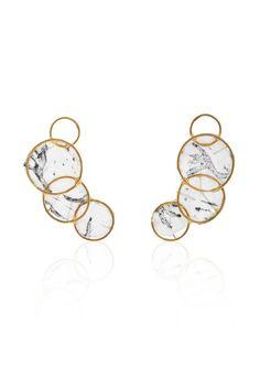 Framed Earrings by daniellekeller on Etsy, $80.00