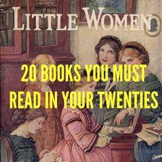 Any to add? http://www.cosmopolitan.com/sex-love/advice/twentysomething-women-books