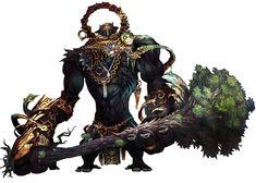 ✧ #characterconcepts ✧ Tautaba - Stranger of Sword City [RPG]