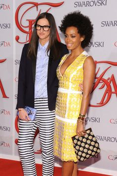 Jenna Lyons & Solange Knowles