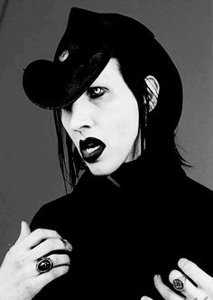 Rare Marilyn Manson | WHY HAVE I NEVER SEEN THIS BEFORE.