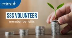 Any Filipino can become a voluntary SSS member and enjoy these 7 benefits. Learn what they are and how to pay for SSS contributions as a voluntary member. Adulting, Philippines, Benefit, Coins, Canning, Rooms, Home Canning, Conservation