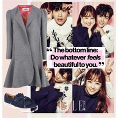 """Park Hyung-Sik has all of dazed with his adorable portrayal of """"Min Min"""" in Strong Woman Do Bong Soon (힘쎈여자 도봉순). We're hoping and praying that there's a Min Min for all o… Do Bong Soon Fashion, Kpop Fashion, Daily Fashion, Korean Star, Daily Look, Bongs, Korean Drama, Strong Women, Style Icons"""