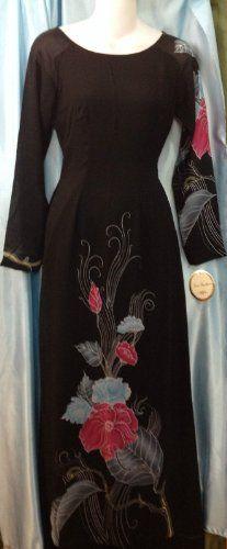 ao dai -- Vietnamese traditional dress -- Size Large null,http://www.amazon.com/dp/B00JBQXPL0/ref=cm_sw_r_pi_dp_nD9ptb1HC8EHS8F8