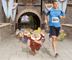 Top 5 Tips for running at Disney