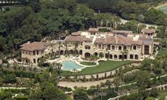 le 5 case delle star piu costose del mercato