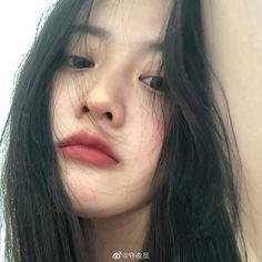 Ulzzang Girl Selca, Ulzzang Korean Girl, Korean Girl Photo, Korean Girl Fashion, Girl Pictures, Girl Photos, Korean Beauty Girls, Girl Korea, Cute Japanese Girl