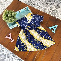 Girls Blue Dress, Little Dresses, Little Girl Dresses, Cute Dresses, Girls Dresses, Little Fashion, Baby Girl Fashion, Kids Fashion, Dress Anak
