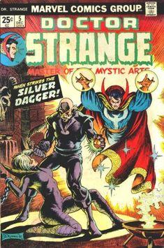 clea Dr. Strange comic book | strangegreatest5.jpg