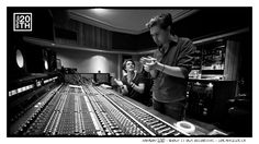 Photo 126 of 365  HANSON 2010 - Shout It Out Recording - Los Angeles CA    This is a shot of us working at one of our favorite studios in the world, Sunset Sound, during the Give A Little sessions. Does anyone know what song from the Underneath album was also recorded at this studio?    #Hanson #Hanson20th