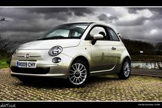 Fiat 500 Convertible 1.2 POP With Enhanced Reflection