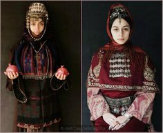 Traditional Armenian Garments    Армянский костюм    Реконструкция Л.Агулеци
